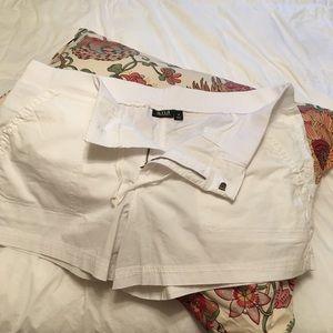 ANA elastic waist shorts NWT